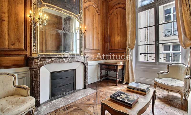 Location Appartement 1 Chambre 45m² rue Saint Louis en l Île, 4 Paris