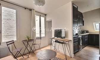 Rent Apartment 1 Bedroom 25m² rue de Rivoli, 4 Paris