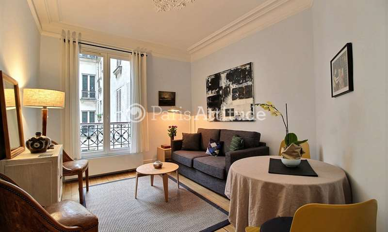 Rent Apartment 1 Bedroom 39m² rue Petion, 11 Paris