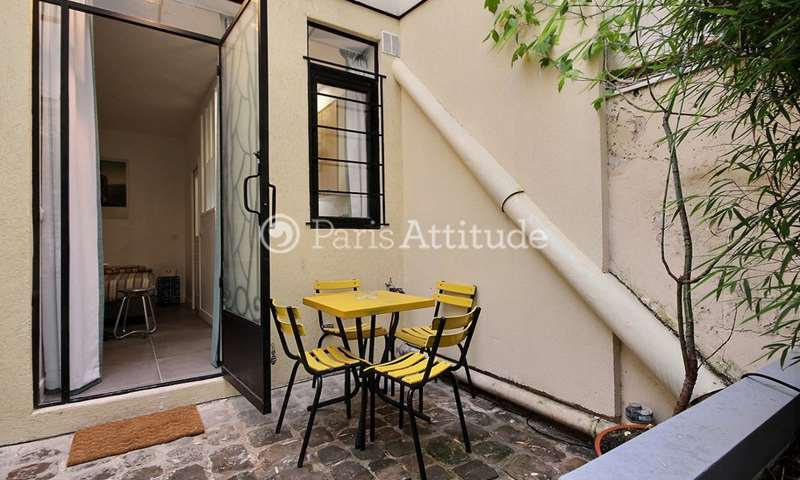 Rent Apartment Studio 16m² rue de la Colonie, 75013 Paris
