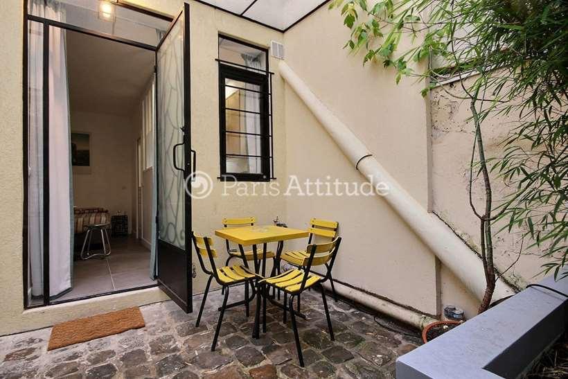 Louer Appartement meublé Studio 16m² rue de la Colonie, 75013 Paris