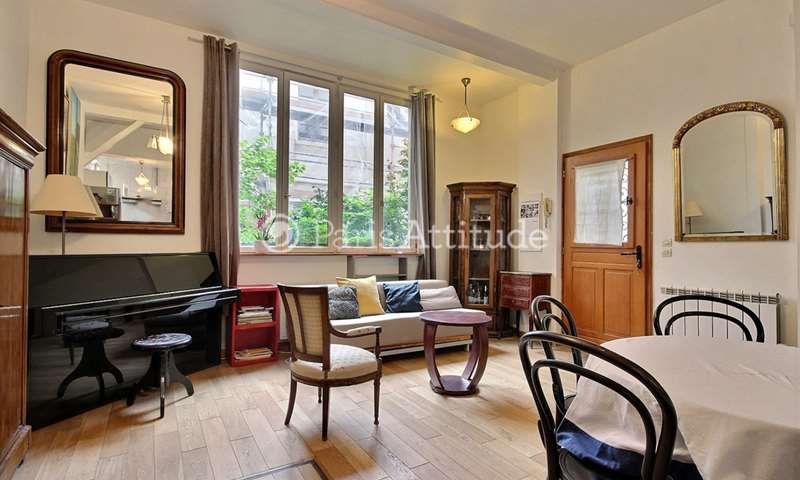 Rent Loft 1 Bedroom 48m² rue Alphand, 75013 Paris