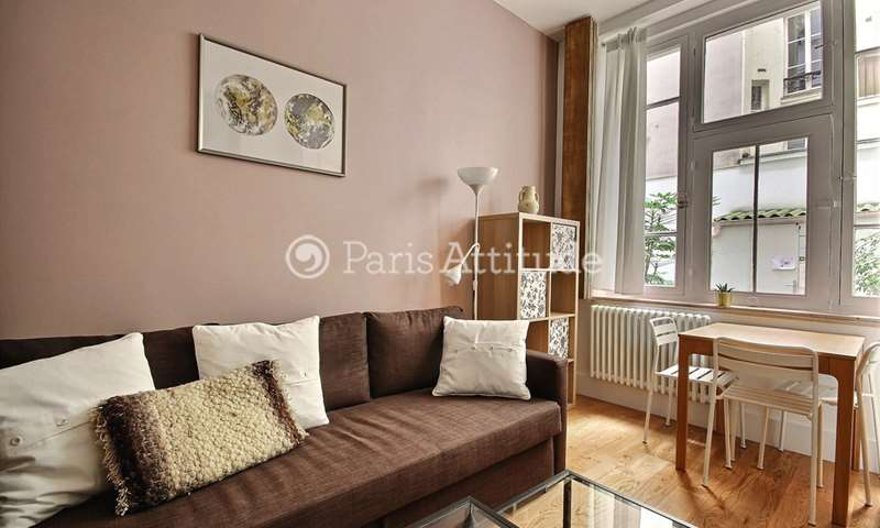 Rent Apartment Studio 20m² rue Crozatier, 12 Paris