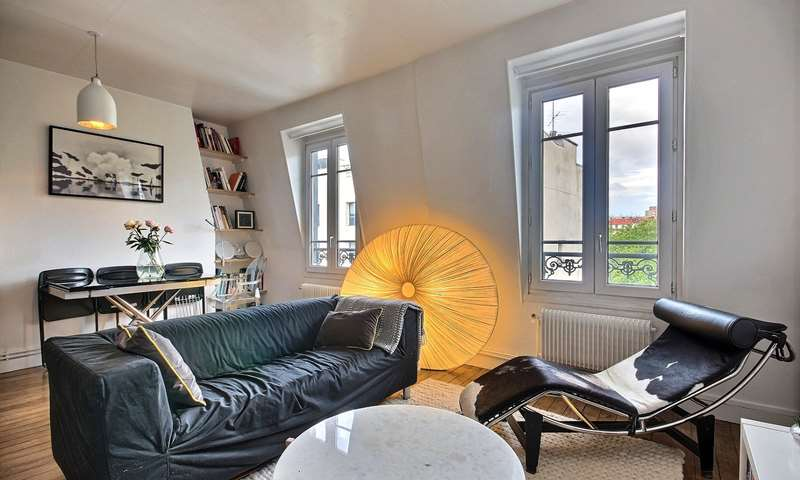 Rent Apartment 1 Bedroom 45m² avenue Jean Baptiste Clement , 92100 Boulogne Billancourt