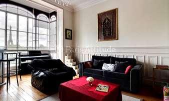 Rent Apartment 2 Bedrooms 79m² rue Maurice Bourdet, 16 Paris