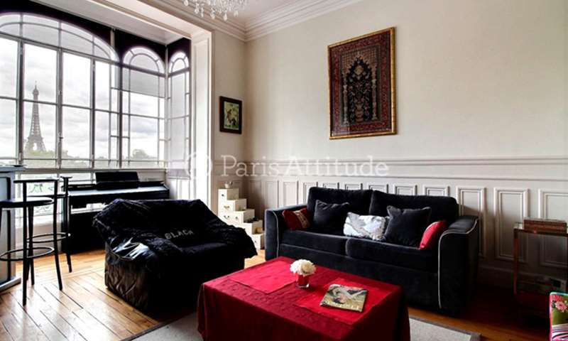 Rent Apartment 2 Bedroom 79m² rue Maurice Bourdet, 75016 Paris