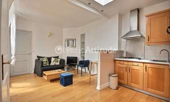Aluguel Apartamento 1 quarto 37m² rue des Martyrs, 9 Paris