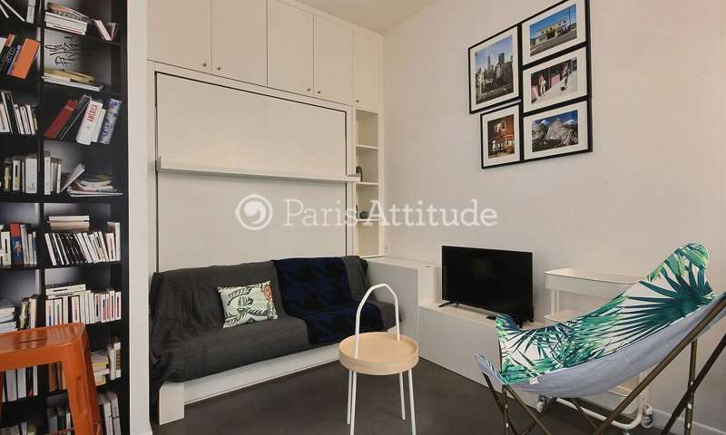 Rent Apartment Studio 25m² boulevard de Strasbourg, 75010 Paris