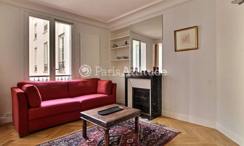 Location Appartement 2 Chambres 89m² rue Jean Jacques Rousseau, 75001 Paris