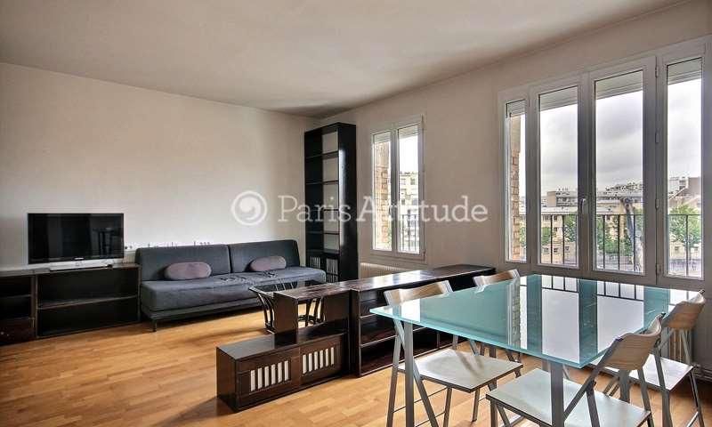 Location Appartement 1 Chambre 47m² avenue de la Republique, 92130 Issy les Moulineaux