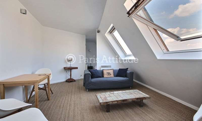Rent Apartment 1 Bedroom 37m² rue des Archives, 4 Paris
