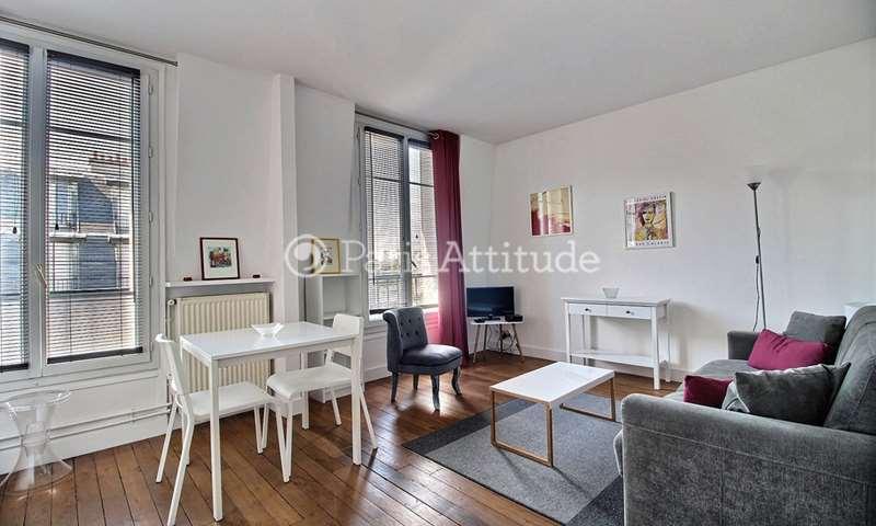 Rent Apartment Studio 28m² rue Notre Dame des Champs, 75006 Paris