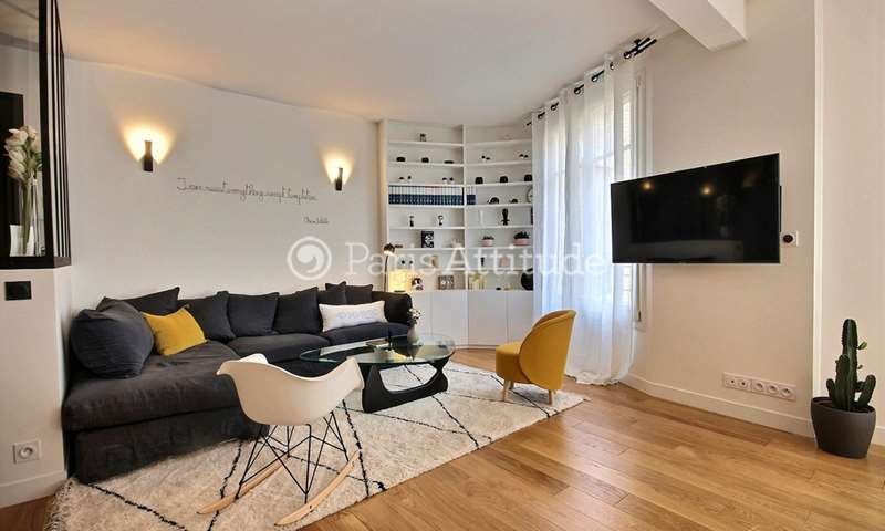 Rent Apartment 2 Bedrooms 73m² rue de Varize, 16 Paris