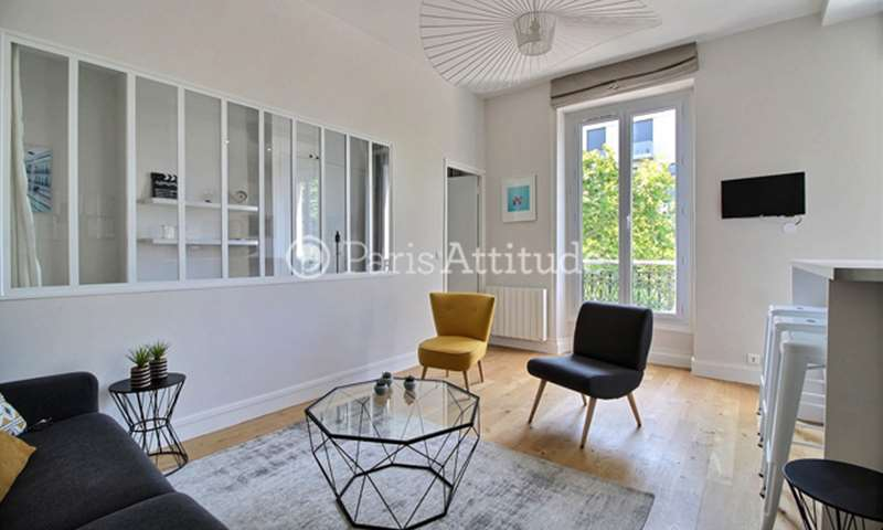 Location Appartement 1 Chambre 36m² avenue de La Motte Picquet, 75007 Paris