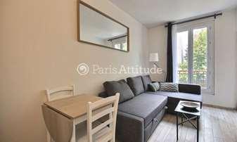 Location Appartement Studio 17m² passage du Mont Cenis, 18 Paris