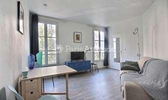 Location Appartement Studio 21m² avenue Gambetta, 20 Paris