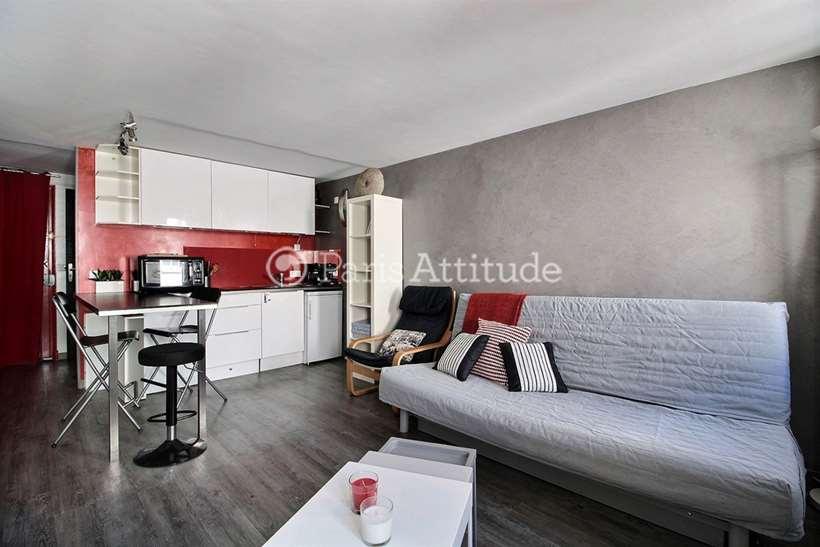 Aluguel Apartamento mobiliado Quitinete 27m² rue du Pot de Fer, 75005 Paris
