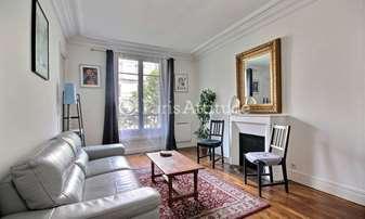 Rent Apartment 1 Bedroom 43m² avenue Simon Bolivar, 19 Paris