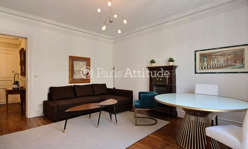 Rent Apartment 1 Bedroom 50m² rue du Printemps, 17 Paris