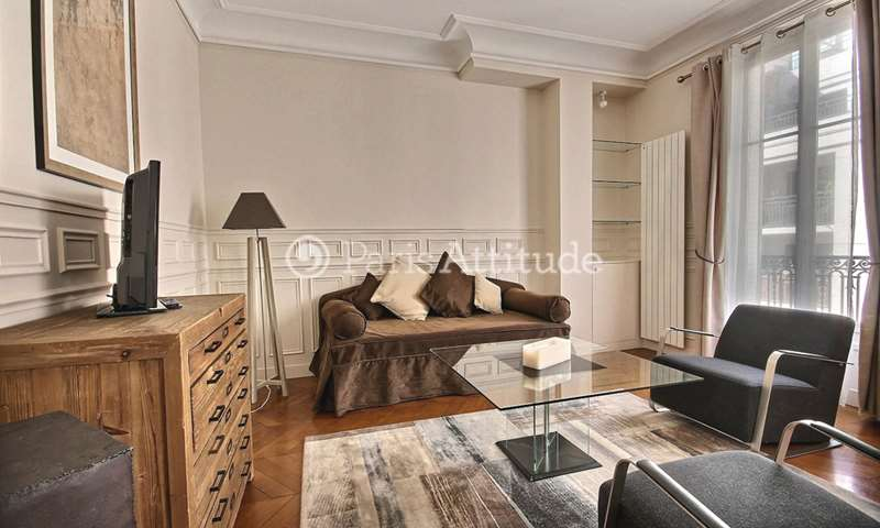 Rent Apartment 1 Bedroom 59m² rue de Chartres, 92200 Neuilly sur Seine