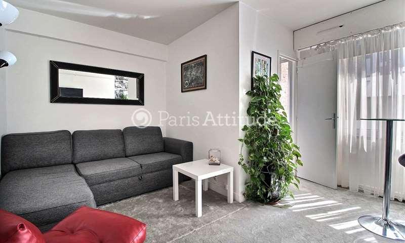 Location Appartement Studio 23m² avenue de Saint Ouen, 18 Paris