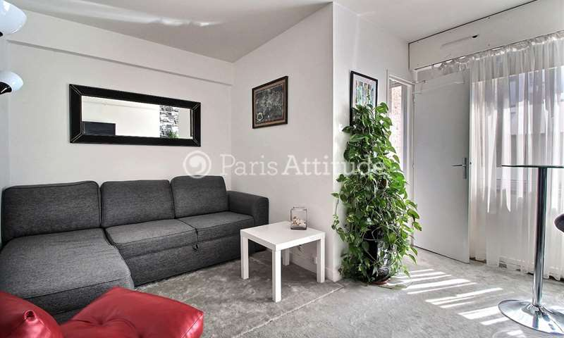 Rent Apartment Studio 23m² avenue de Saint Ouen, 75018 Paris