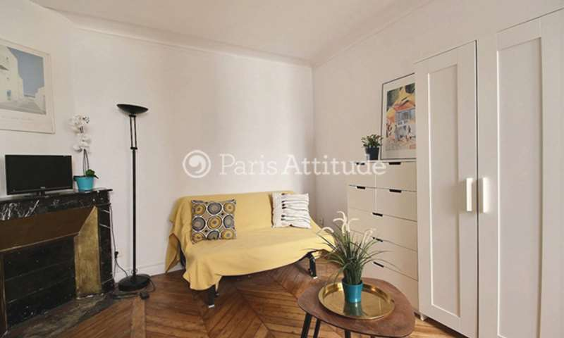 Location Appartement Studio 21m² rue Leon Giraud, 75019 Paris