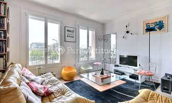 Rent Apartment 1 Bedroom 65m² rue Lucien Micaud, 92600 Asnières-sur-Seine
