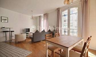 Rent Apartment 1 Bedroom 44m² rue Archereau, 19 Paris