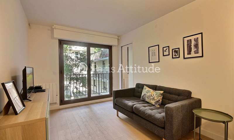 Rent Apartment 1 Bedroom 35m² rue Eugene Oudine, 75013 Paris