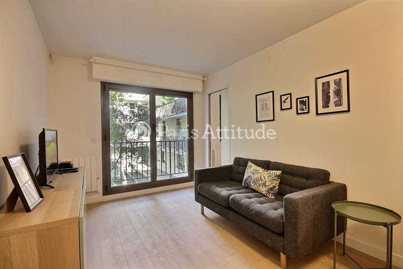 Rent furnished Apartment 1 Bedroom 35m² rue Eugene Oudine, 75013 Paris