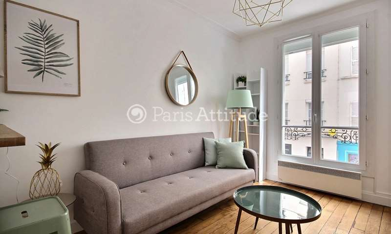 Rent Apartment 1 Bedroom 32m² rue Bosquet, 75007 Paris