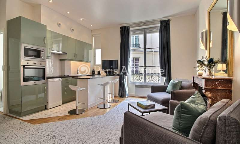 Rent Apartment 1 Bedroom 44m² avenue Ledru Rollin, 12 Paris