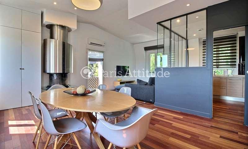 Location Appartement 3 Chambres 93m² Rue Dantan, 92210 Saint-Cloud