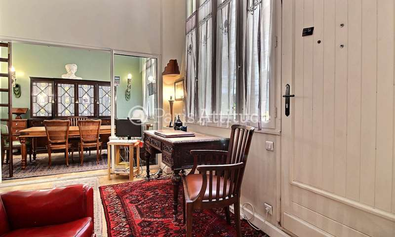 Rent Apartment 1 Bedroom 41m² Place Saint Ferdinand, 17 Paris