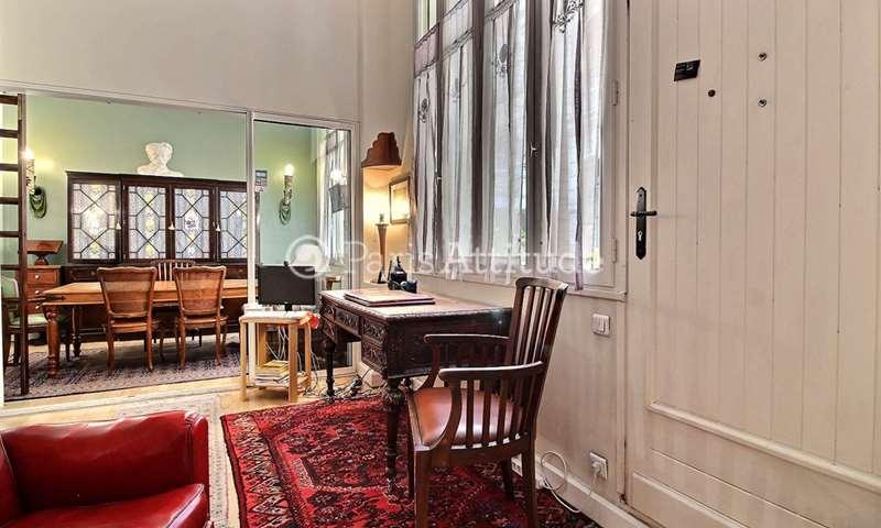 Location Appartement 1 Chambre 41m² Place Saint Ferdinand, 17 Paris