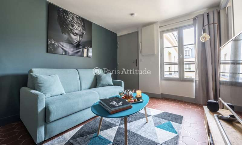 Rent Apartment 1 Bedroom 28m² rue de Turenne, 75004 Paris
