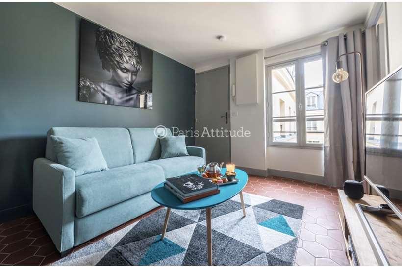 Rent furnished Apartment 1 Bedroom 28m² rue de Turenne, 75004 Paris
