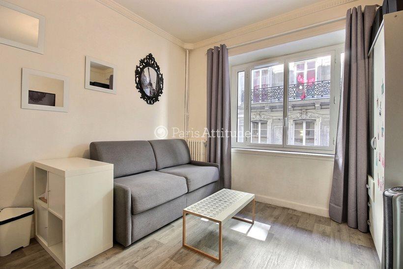 Aluguel Apartamento mobiliado Quitinete 18m² boulevard de la Madeleine, 75009 Paris