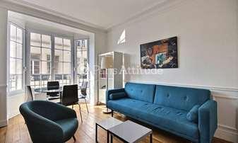 Rent Apartment 1 Bedroom 38m² Cite Voltaire, 11 Paris