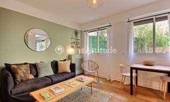 Rent Apartment 1 Bedroom 35m² rue Octave Feuillet, 16 Paris