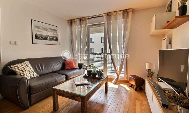 Rent Apartment 2 Bedrooms 67m² rue de la Croix Nivert, 15 Paris