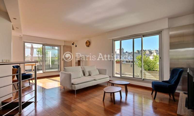 Location Duplex 3 Chambres 120m² Mail Raymond Menand, 92130 Issy les Moulineaux