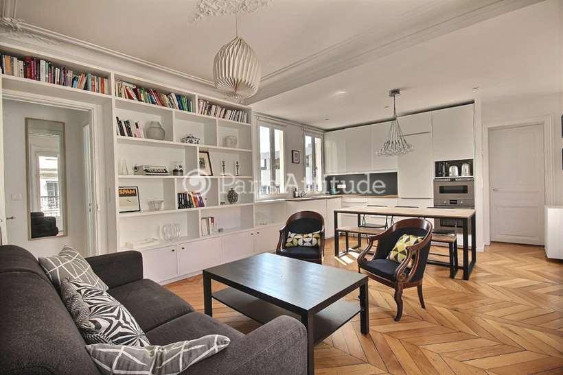 Aluguel Apartamento mobiliado 2 quartos 57m² rue de Bellefond, 75009 Paris