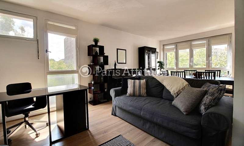 Location Appartement 2 Chambres 64m² avenue Jean Jaures, 92120 Montrouge