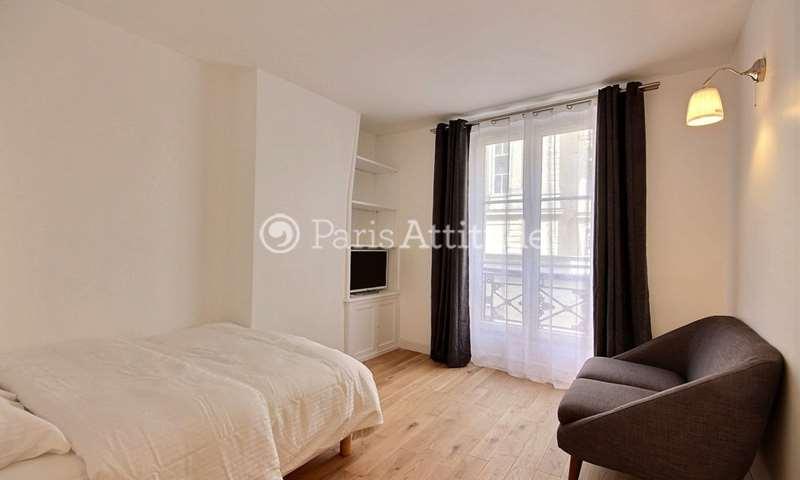 Location Appartement Studio 28m² rue Caffarelli, 3 Paris