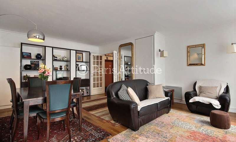 Rent Apartment 3 Bedroom 83m² rue Petion, 75011 Paris