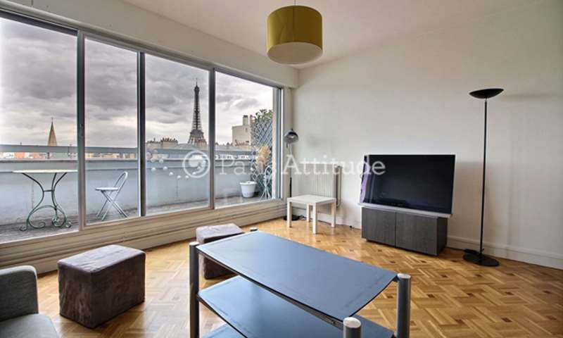 Rent Apartment 2 Bedroom 97m² avenue de La Motte Picquet, 75015 Paris