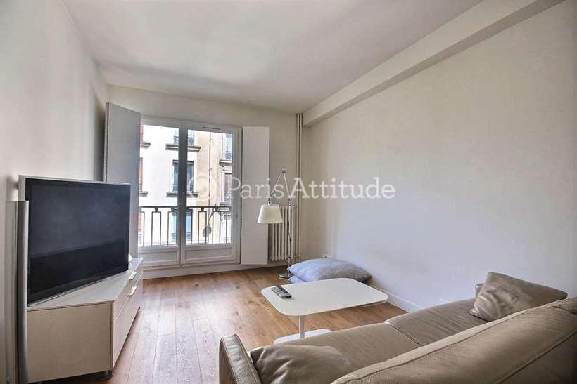 Rent furnished Apartment 2 Bedrooms 65m² boulevard Pereire, 75017 Paris