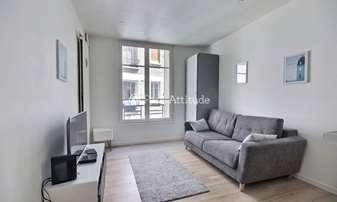 Rent Apartment Studio 25m² rue des Tournelles, 3 Paris